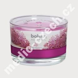 BOLSIUS Aroma svíčka ve skle 63/90 - Šeřík