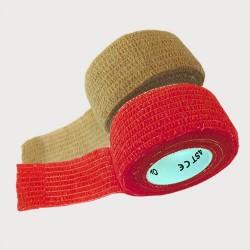 Sada 2 ks OK-plast - béžová a červená (2,5x450)