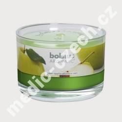 BOLSIUS Aroma svíčka ve skle 63/90 - Zelené jablko