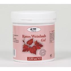 Gel s červených listů - 250 ml