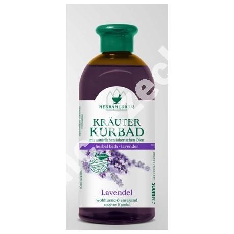 Levandulová bylinná koupel 500ml