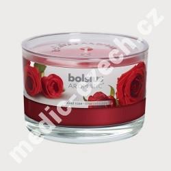 Vonná svíčka BOLSIUS - Sametová růže