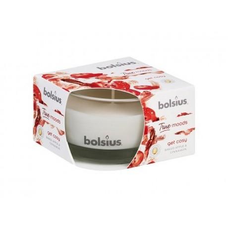 Aromatická svíčka 50/80 Bolsius aroma get cosy