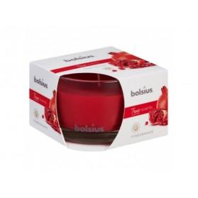 Aromatická svíčka 50/80 Bolsius Granátové jablko