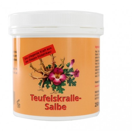 Teufelskralle Salbe - Čertův dráp - regenerační mast 250 ml