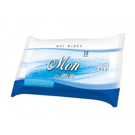 AREON WET WIPES MON - FOR MEN