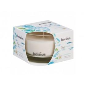 BOLSIUS aroma svíčka ve skle 63/90 In Balance