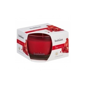 BOLSIUS aroma svíčka ve skle 63/90 Granátové jablko