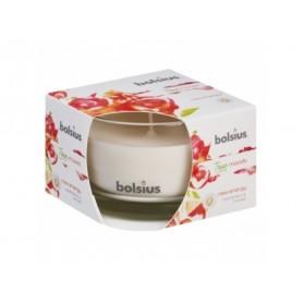 BOLSIUS aroma svíčka ve skle 63/90 New energy